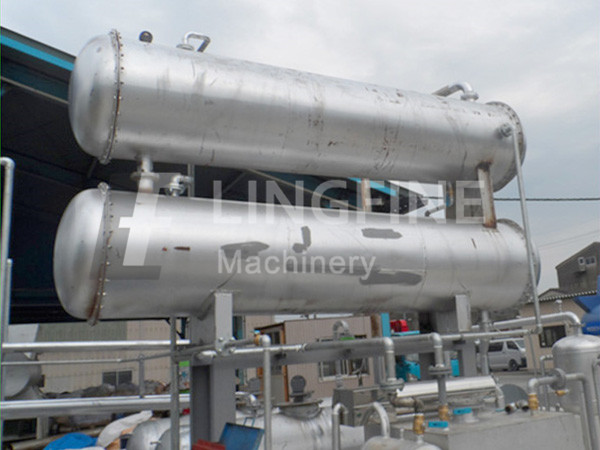global tyre pyrolysis plant project report supplier - beston