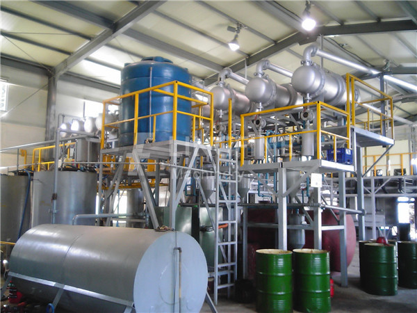 waste plastic pyrolysis machine - alibaba