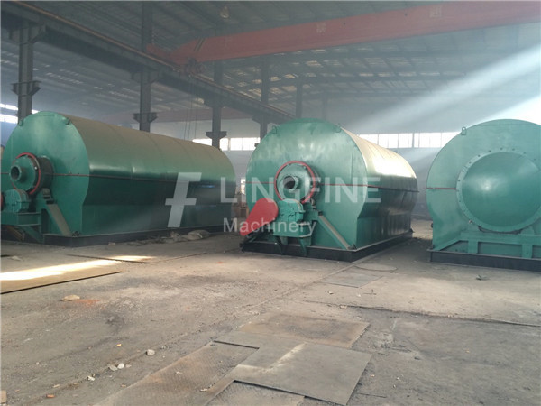 85%~90% Oil Output Waste Engine Oil Distillation Equipment