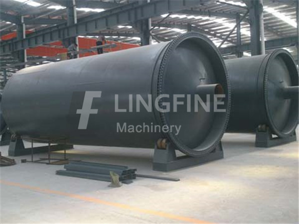 High Quality Waste Tyre Recycling Plant For Sale